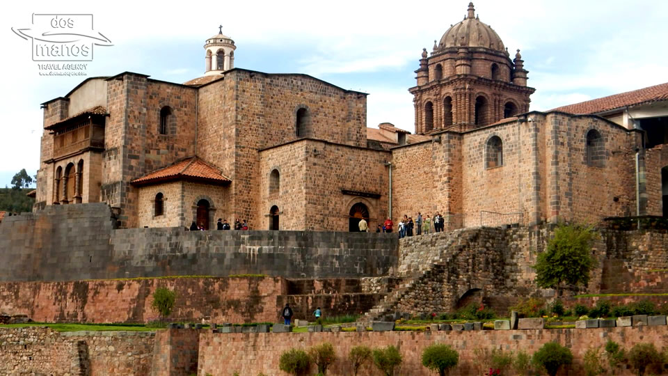 Temple of the Sun Cusco Peru