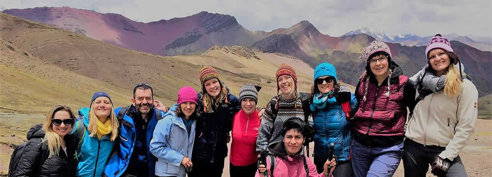 Rainbow Mountain Group
