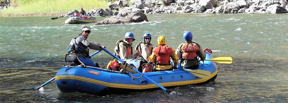 River Rafting Sacred Valley